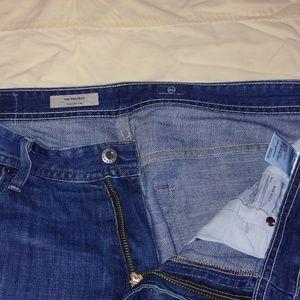 Ag jeans adriano goldschemied size 33x32